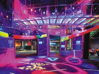 Photo of the Starquest Nightclub