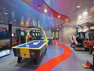 Photo of the Video Arcade