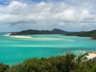 The swirling sands at Hill Inlet, Whitsunday Islands