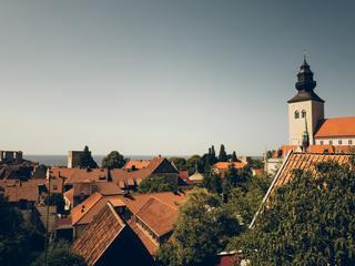 Visby in Sweden