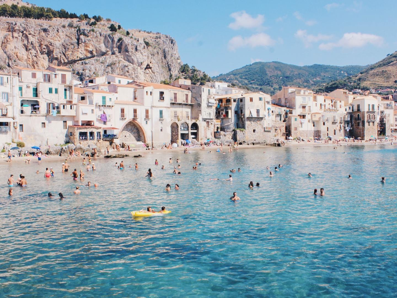 Cefalú, Taormina, Italy
