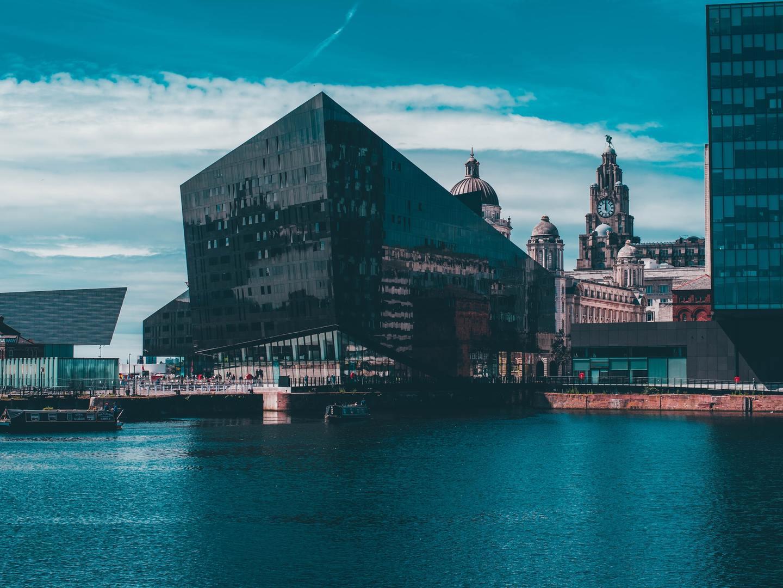 Albert Dock in Liverpool, United Kingdom