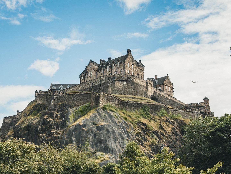 Edinburgh Castle, Edinburgh