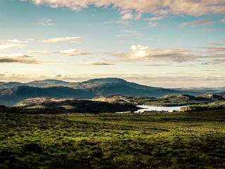 Scottish Highlands near Inverness, United Kingdom
