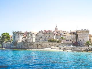 Korcula Old Town, Korčula, Croatia