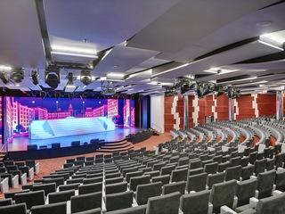 Photo of the Odeon Theatre