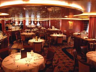 Photo of the Traditional Dining Room- International Dining Room
