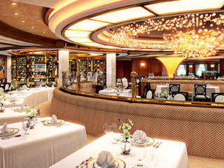 Photo of the Traditional Dining- Symphony & Concerto Dining Rooms
