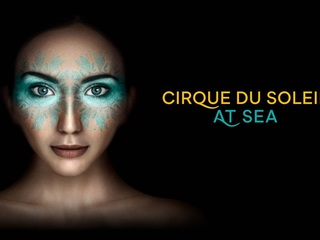 Photo of the Exclusive partnership with Cirque du Soleil at Sea