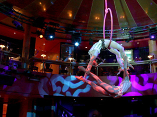 Photo of the Spiegel Tent - Cirque Dreams & Dinner