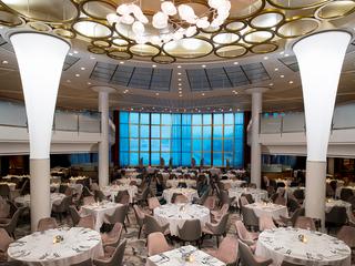 Photo of the Metropolitan Main Dining Room