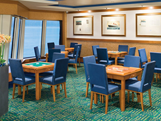 Photo of the Card Room/Lifestyle Room
