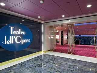 Photo of the Teatro Dell'Opera