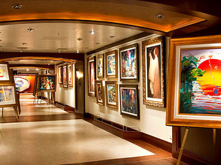 Photo of the Art Exhibitions