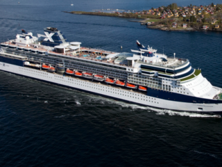 Photo of the Celebrity Constellation