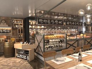 Photo of the HOLA! Tapas Bar by Ramón Freixa