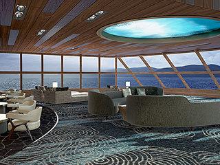 Photo of the Horizon Lounge