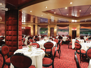 Photo of the Red Velvet (main dining room)